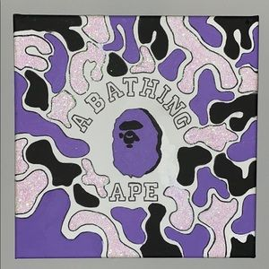 Other - A Bathing Ape Original Painting